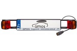 Amos Listwa oświetleniowa MD 2